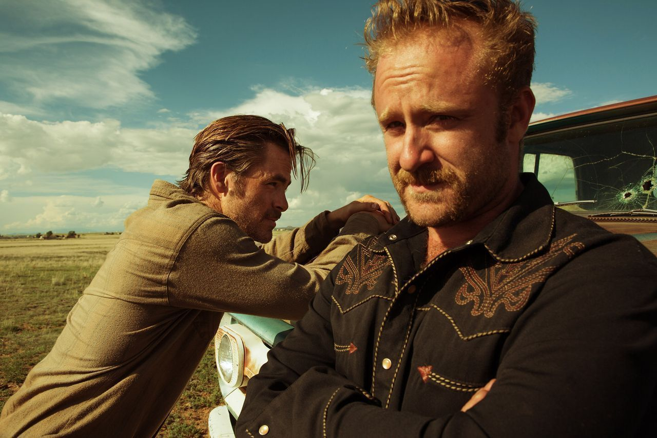 Comanchería (Hell High Water)