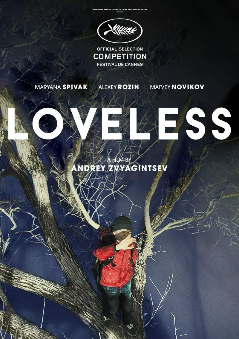 Sin amor (Loveless) - Cartel