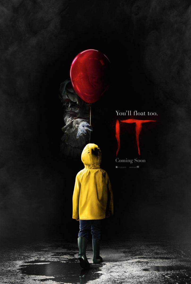It - cartel de la película 2017