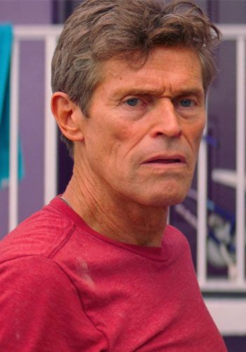 Willem Dafoe en The Florida Project