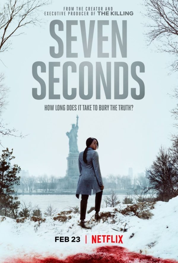 Poster de la serie Seven seconds