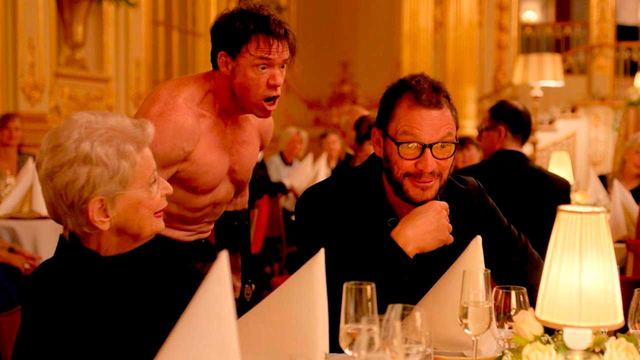 The square, dirigida por Ruben Östlund