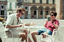 Fotograma Call me by your name